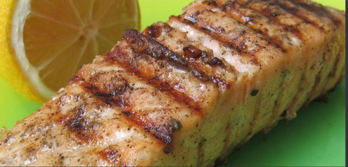 Simple Salmon