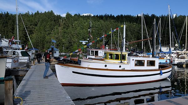 22nd Annual Maple Bay Wooden Boat Festival