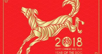 Welcoming the Year of the Dog